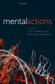 Mental Actions ebook by Lucy O'Brien,Matthew Soteriou