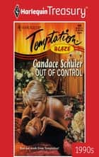 Out of Control ebook by Candace Schuler