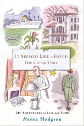 It Seemed Like a Good Idea at the Time - My Adventures in Life and Food ebook by Moira Hodgson