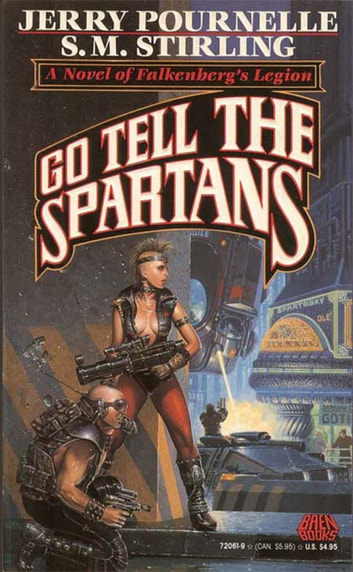 Go Tell the Spartans ebook by Jerry Pournelle,S. M. Stirling
