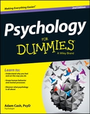 Psychology For Dummies ebook by Adam Cash