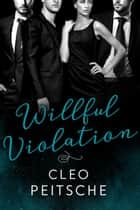 Willful Violation ebook by Cleo Peitsche