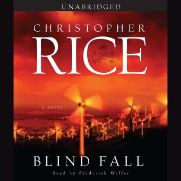 Blind Fall - A Novel audiobook by Christopher Rice