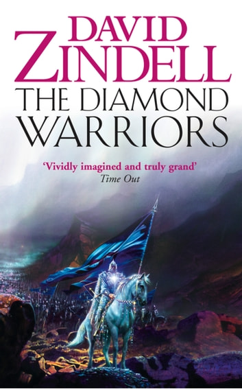The Diamond Warriors (The Ea Cycle, Book 4) ebook by David Zindell