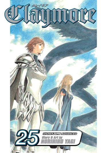 Claymore, Vol. 25 - Sword of the Dark Deep 電子書籍 by Norihiro Yagi