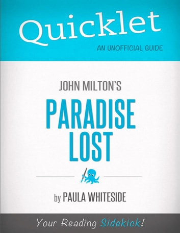 Quicklet on John Milton's Paradise Lost ebook by Paula  Whiteside