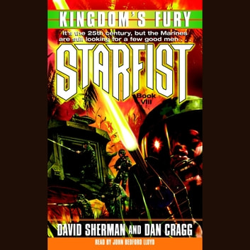 Starfist: Kingdom's Fury #9 audiobook by Dan Cragg,David Sherman