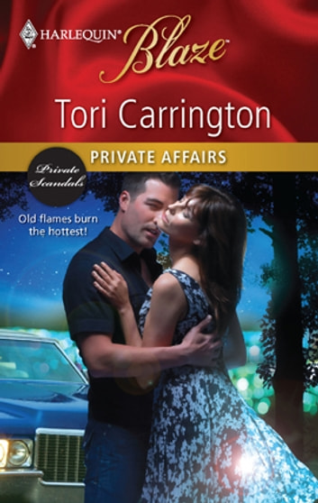 Private Affairs ebook by Tori Carrington