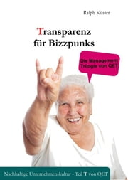 Transparenz für Bizzpunks ebook by Kobo.Web.Store.Products.Fields.ContributorFieldViewModel