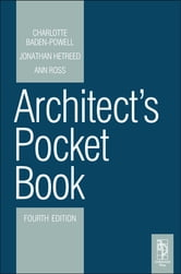 Architect's Pocket Book ebook by Ann Ross,Jonathan Hetreed