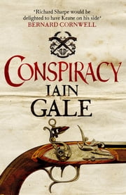 Conspiracy - Keane Book 4 ebook by Iain Gale