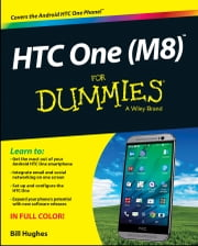 HTC One (M8) For Dummies ebook by Bill Hughes