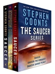 The Saucer Series ebook by Stephen Coonts
