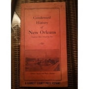 Condensed History of New Orleans - America's Most Interesting City ebook by R. C. Duncan