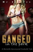 GANGED in the Park: A Hotwife Interracial Cuckold Tale ebook by Mr. Silence