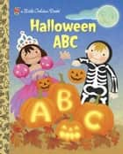 Halloween ABC ebook by Sarah Albee, Julia Woolf