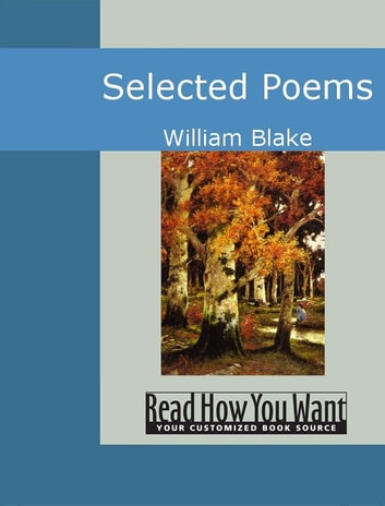 Selected Poems ebook by Blake,William
