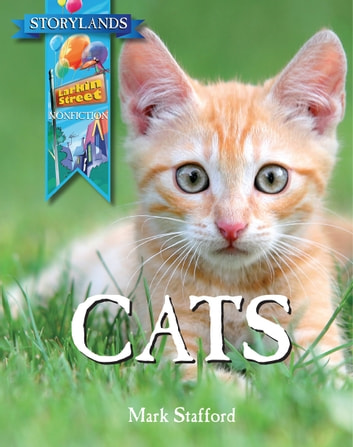 Cats ebook by Katy Pike