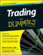 Trading For Dummies ebook by Michael Griffis,Lita Epstein
