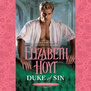 Duke of Sin audiobook by Elizabeth Hoyt