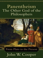 Panentheism--The Other God of the Philosophers - From Plato to the Present ebook by John W. Cooper