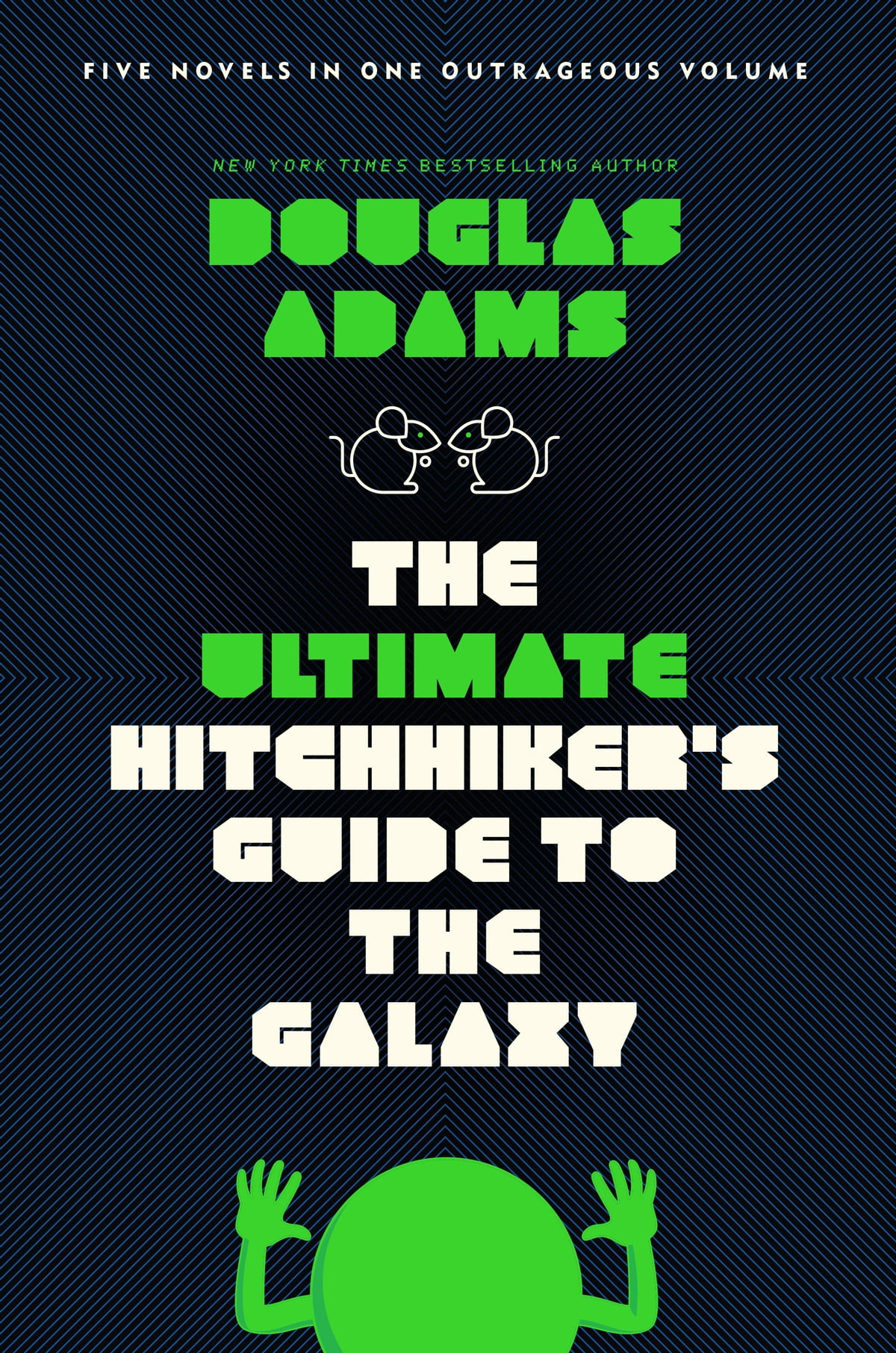 The Ultimate Hitchhiker's Guide to the Galaxy eBook by Douglas Adams -  9780307498465 | Rakuten Kobo