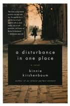 A Disturbance in One Place - A Novel ebook by Binnie Kirshenbaum
