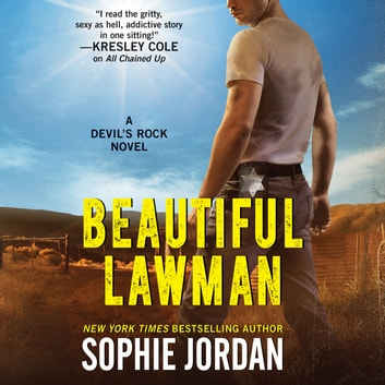 Beautiful Lawman - A Devil's Rock Novel audiobook by Sophie Jordan