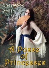 A Posse of Princesses ebook by Sherwood Smith