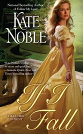 If I Fall ebook by Kate Noble