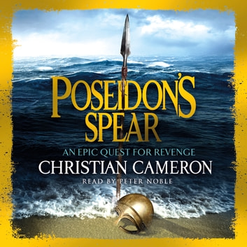 Poseidon's Spear audiobook by Christian Cameron
