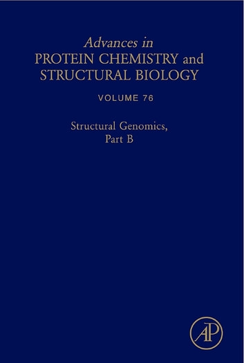 Structural Genomics, Part B ebook by