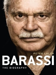 Barassi - The biography ebook by Peter Lalor