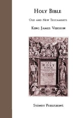 Bible, Old and New Testaments, King James Version ebook by King James