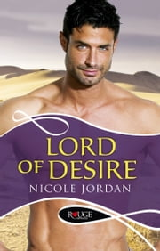 Lord of Desire: A Rouge Historical Romance ebook by Nicole Jordan