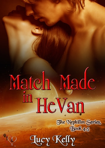 Match Made in HeVan ebook by Lucy Kelly
