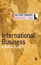 International Business ebook by Dr. Gabriele Suder