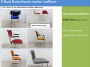 E-Book Buizenframe stoelen stofferen - Meubelstofferen ebook by Marja Kooreman
