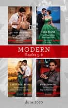 Modern Box Set 5-8 June 2020/Shy Queen in the Royal Spotlight/The Flaw in His Marriage Plan/Expecting His Billion-Dollar Scandal/Taming the Bi ebook by Cathy Williams, Natalie Anderson, Tara Pammi,...