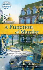 A Function of Murder ebook by Ada Madison