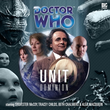 UNIT: Dominion audiobook by Nicholas Briggs,Jason Arnopp