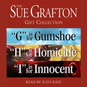 "Sue Grafton GHI Gift Collection - ""G"" Is for Gumshoe, ""H"" Is for Homicide, ""I"" Is for Innocent audiobook by Sue Grafton"