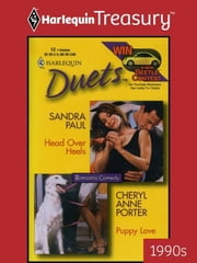 Head Over Heels & Puppy Love ebook by Sandra Paul,Cheryl Anne Porter