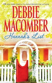 Hannah's List ebook by Debbie Macomber