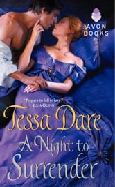 A Night to Surrender ebook by Tessa Dare