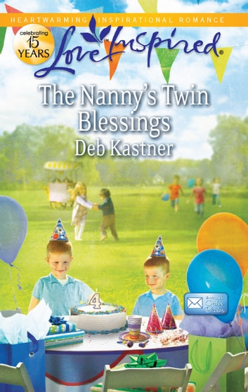 The Nanny's Twin Blessings ebook by Deb Kastner