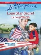Lone Star Secret ebook by Lenora Worth