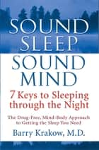 Sound Sleep, Sound Mind Custom ebook by Barry Krakow