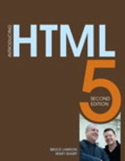 Introducing HTML5 ebook by Bruce Lawson, Remy Sharp