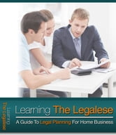 Learning The Legalese ebook by Anonymous